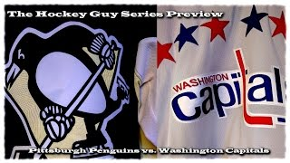 Round Two Preview - Pittsburgh Penguins vs. Washington Capitals