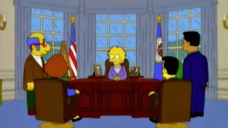 The Simpsons Predicted Donald Trump