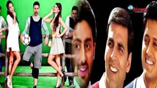 हाउसफुल 3: अक्षय ने शेयर किए दो पोस्टर | Housefull 3 poster: Watch Akshay Kumar's Double Dose!!