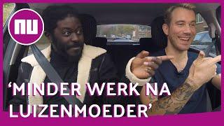 André Dongelmans: 'Kreeg minder werk na Luizenmoeder' - In de auto met | NU.nl