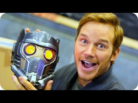 Chris Pratt Shows You Around the Set of Guardians of the Galaxy Vol. 2 Omaze