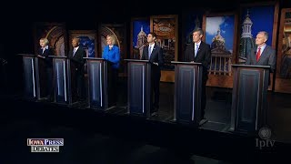 Iowa Press Debates: Democratic Gubernatorial Primary
