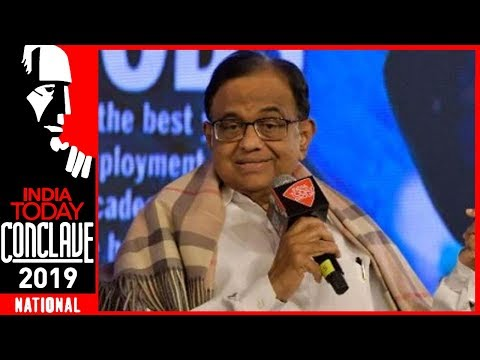 IAF Doesn t Belong To BJP Chidambaram Says BJP Claimed Credit For Airstrikes IT Conclave 2019