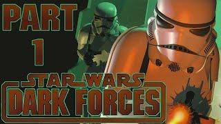 Star Wars: Dark Forces - Let's Play - Part 1 - [Operation Skyhook: Part II] -