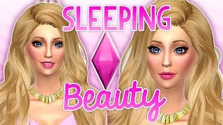 The Sims 4 Create a Sim: Sleeping Beauty
