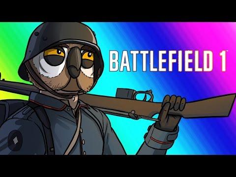 Battlefield 1 Funny Moments - Amazon