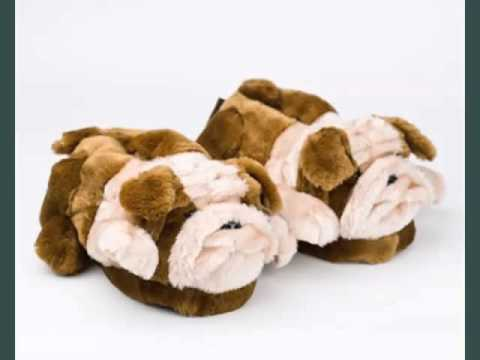 Dog Slippers Set Of Picture Collection Ideas | Dog Slippers