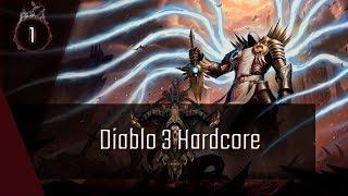 Diablo 3: HardCore [#1] Fun Day