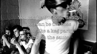 Lana Del Rey - You Can Be The Boss (lyrics on screen)