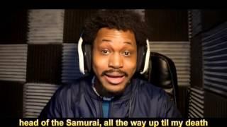 The Samurai Rap By CoryxKenshin   Fire Flame Flow Mixtape Productions
