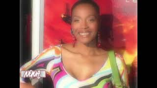 Nona Gaye at the 'XXX State of the Union' Premiere red carpet
