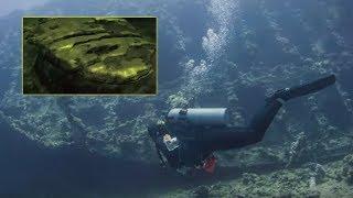 5 Strangest Things Divers Have Seen Underwater!