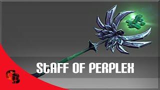 Dota 2: Store - Rubick - Staff of Perplex [Immortal]