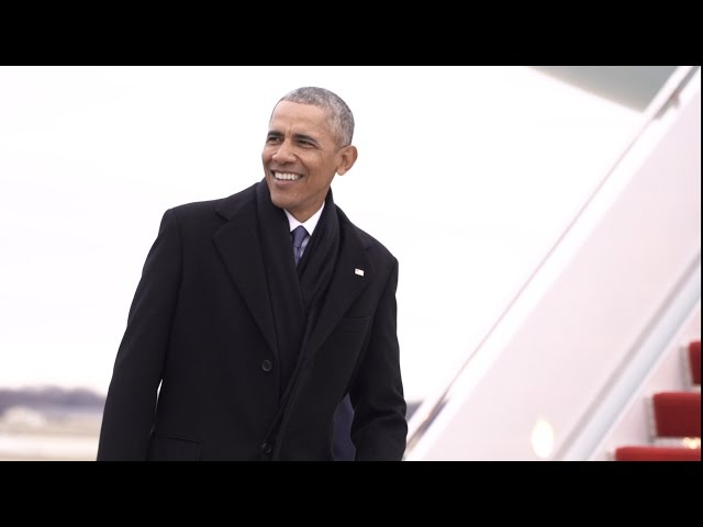 """West Wing Week 01/19/17 or, """"Obama, Farewell"""""""
