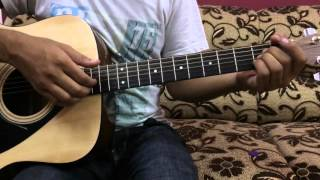 Ek Ladki ko dekha to aisa Laga complete Guitar Lesson in Hindi with intro Tabs|sanam version