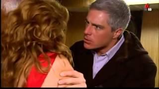 Cuando me enamoro- Agustín le pega a Renata
