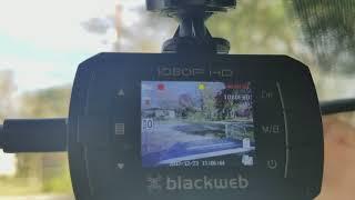 BlackWeb Dashcam by Walmart Review