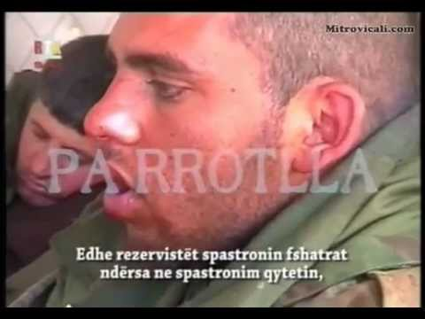 Ushtari Serb i zeen rob nga UCK ja 1998 1999 Serbian soldier caught by KLA 1998 1999