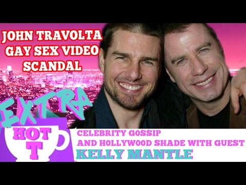 Xxx Mp4 Extra HOT T The Gay Sex Video Holding John Travolta Hostage KELLY MANTLE On HOT T Hey Qween 3gp Sex