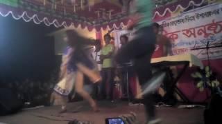 Bangla new village stage dance