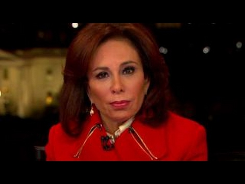 watch Judge Jeanine: Trump will be biggest change agent ever in US