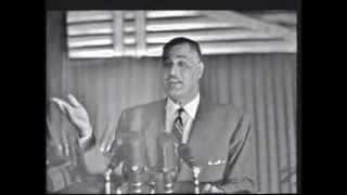 الزعيم جمال عبد الناصر يحكى عن خطّة ثورة 23 يوليو 1952