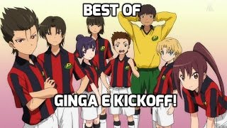 Best of Ginga e Kickoff #01 - Barcelona Introduction