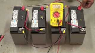 Wiring Batteries in Series and Parallel.m4v