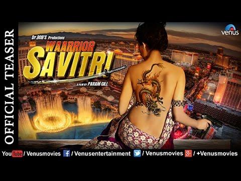 Waarrior Savitri - Official Teaser   Niharica Raizada   Lucy Pinder   Om Puri  Bollywood Teaser 2016
