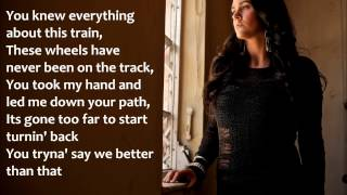Kat Dahlia - Fucking Trust (Lyrics)