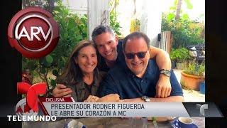Rodner Figueroa abrió su corazón e hizo grandes confesiones | Al Rojo Vivo | Telemundo