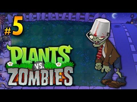 Plantas vs. Zombis│en Español por TulioX│Parte 5