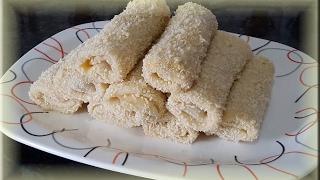 Chicken Vegetable Roll Easy Bangla Recipe
