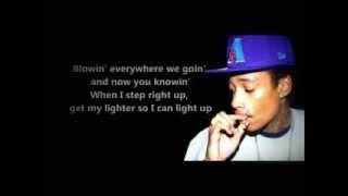 Young, Wild  Free - Wiz Khalifa Feat. Snoop Dogg Lyrics [HD].3gp