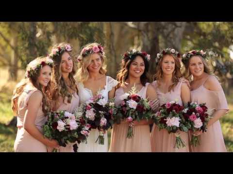 Boho Beach Wedding // Jack & Astrid // Wedding Highlight Film