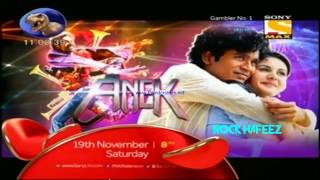 """ Anek "" Promo T.V premier 19th NOV on #Sony max at 8pm"