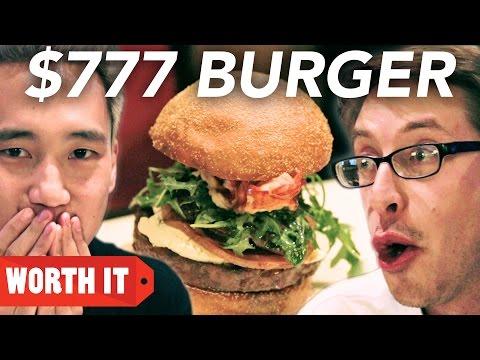 4 Burger Vs. 777 Burger
