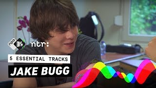 Why does Jake Bugg love Vangelis & ABBA? | Interview Michiel Veenstra | 5 Essential Tracks | 3FM
