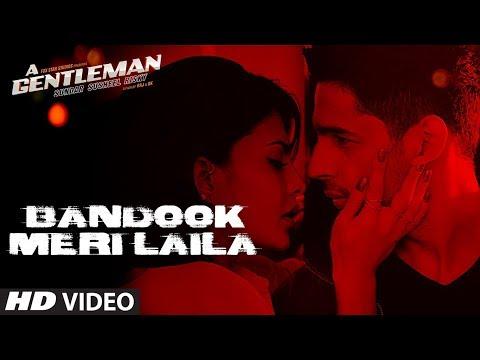Xxx Mp4 Bandook Meri Laila Song A Gentleman SSR Sidharth Jacqueline Sachin Jigar Raftaar Raj DK 3gp Sex