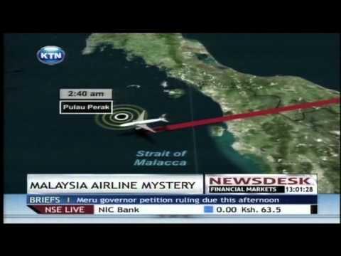 Update Malaysia Plane Mystery 12.03.2014