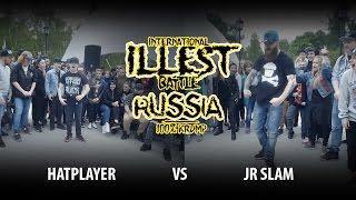 ILLEST RUSSIA | 1/2 KRUMP BOYS | JR SLAM VS HATPLAYER