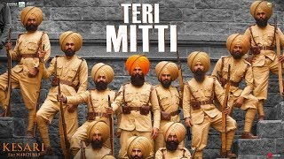 Teri Mitti - Kesari   Akshay Kumar & Parineeti Chopra   Arko   B Praak   Manoj Muntashir