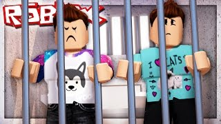 DENIS & ALEX ARE STUCK IN ROBLOX PRISON!