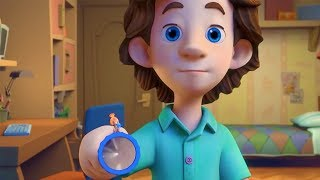 The Fixies | The FlashLight and The Prosthesis | Cartoons for Children | Kids TV Shows Full Episodes