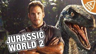 The First Jurassic World 2 Details Emerge! (Nerdist News w/ Jessica Chobot)