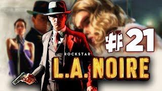 L.A. ZANOIRE! #21 [LA CITTA' NUDA PT.2]