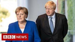 "Boris Johnson: ""We do need that backstop removed"" - BBC News"