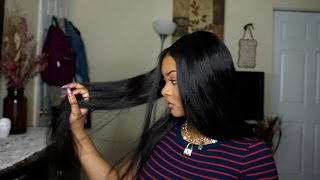 Affordable Aliexpress Hair Feat. V.I.P BEAUTY HAIR!!! Peruvian Straight!