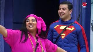 مسرح مصر - هل ينجح سوبر مان في الطيران بـ ويزو
