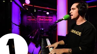 Panic! At The Disco cover Starboy by the Weeknd/Daft Punk in the Live Lounge